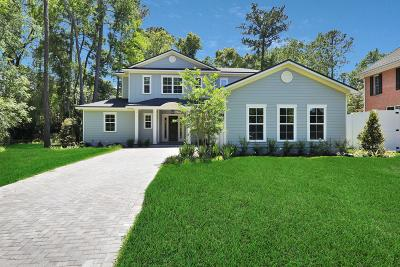 Jacksonville Single Family Home For Sale: 1032 Oriental Gardens Rd