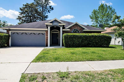 Jacksonville Single Family Home For Sale: 5492 Chambers Way E