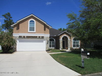 Fleming Island Single Family Home For Sale: 2278 Keaton Chase Dr