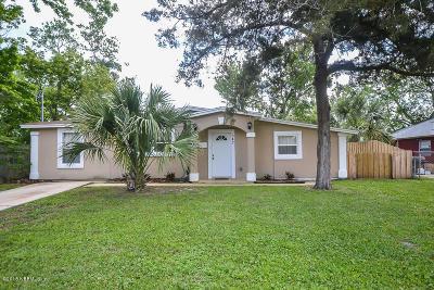 Atlantic Beach Single Family Home For Sale: 347 Skate Rd