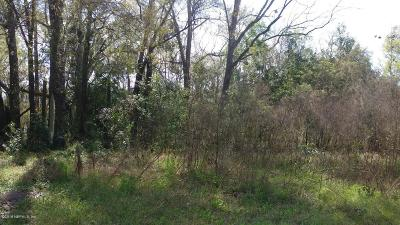 Baldwin FL Residential Lots & Land For Sale: $10,000