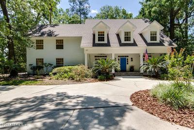 Jacksonville Single Family Home For Sale: 3858 Schoenwald Ln