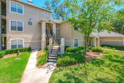 Jacksonville Beach Condo For Sale: 1655 The Greens Way #3124