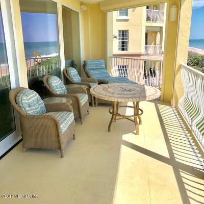 Duval County, St. Johns County Condo For Sale: 230 Serenata Dr N #721