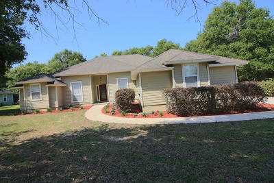 Keystone Heights Single Family Home For Sale: 4668 SE 6th Ln