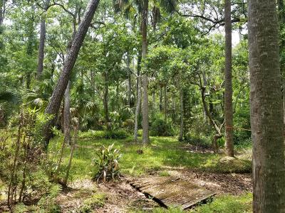 St. Johns County Residential Lots & Land For Sale: 140 S Wilderness Trl