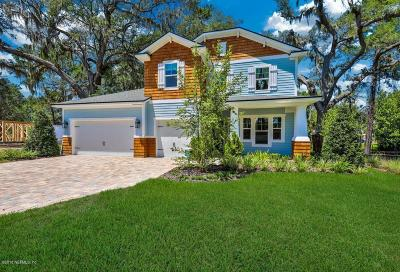 Jacksonville Single Family Home For Sale: 8718 Anglers Cove Dr