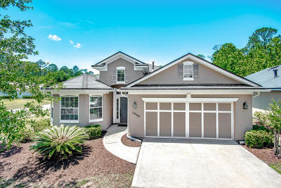 St Johns Golf & Cc Single Family Home For Sale: 1256 Stonehedge Trail Ln