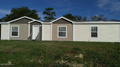 Clay County Single Family Home For Sale: 161 Plankton Ave