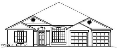 St. Johns County Single Family Home For Sale: 812 Athens Dr