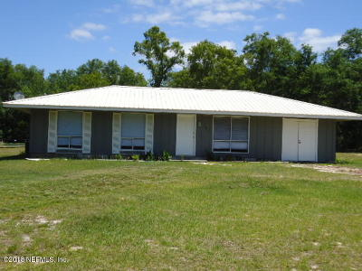 Interlachen FL Single Family Home For Sale: $104,900
