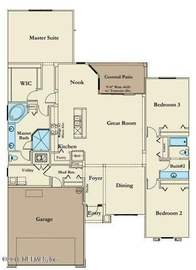 Arbor Mill Single Family Home For Sale: 145 Bonair Dr