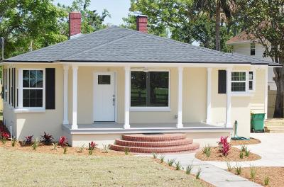 Jacksonville Beach Single Family Home For Sale: 327 10th St N