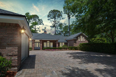 Ponte Vedra Beach Single Family Home For Sale: 157 Greencrest Dr