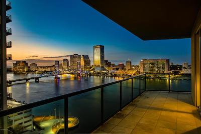 Jacksonville Condo For Sale: 1431 Riverplace Blvd #1205