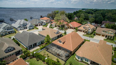 Jacksonville Single Family Home For Sale: 1334 Sunset View Ln