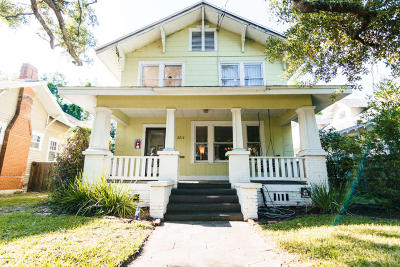 Duval County Single Family Home Contingent Take Backup: 2217 Dellwood Ave