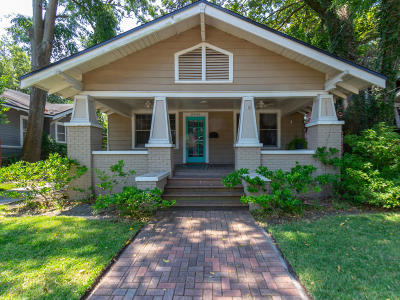 Duval County Single Family Home For Sale: 2646 Forbes St