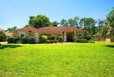 Julington Creek, Julington Creek Plan, Julington Plantation, Parkes Of Julington, Plantation Island Single Family Home For Sale: 133 Edgewater Branch Dr