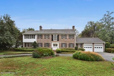 Jacksonville Single Family Home For Sale: 8340 Kim Rd