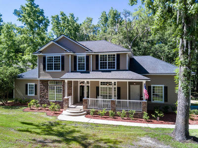Middleburg Single Family Home For Sale: 4130 Buddingtons Landing Ct