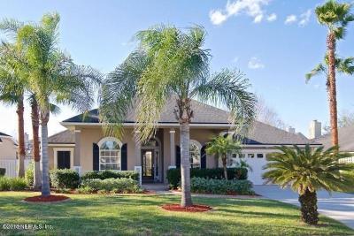 Jacksonville Single Family Home For Sale: 3563 Bay Island Cir
