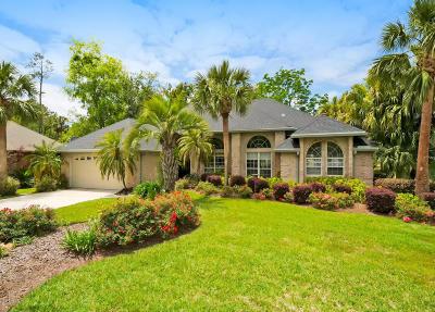 Azalea Point Single Family Home For Sale: 108 Spanish Moss Ln