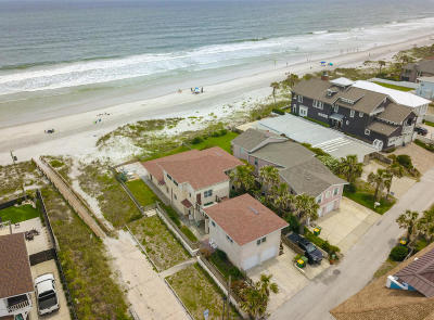 Jacksonville Beach Single Family Home For Sale: 3002 Ocean Dr S