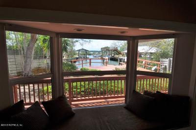 St Augustine Single Family Home For Sale: 5903 Rio Royalle Rd