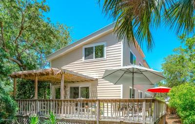 St Augustine Single Family Home For Sale: 6 Manatee Ct