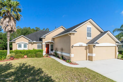 Duval County Single Family Home For Sale: 14362 E Cherry Lake Dr