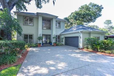 Jacksonville Single Family Home For Sale: 6334 San Jose Blvd