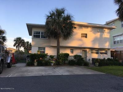 Jacksonville Beach Multi Family Home For Sale: 2002 1st St S