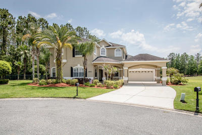 Orange Park, Fleming Island Single Family Home For Sale: 2573 Whispering Pines Dr
