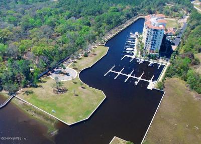 Jacksonville Condo For Sale: B40 Boat Slip Marina San Pablo