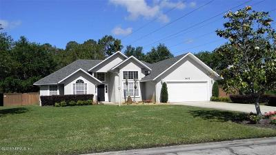 Single Family Home For Sale: 2137 Wood Stork Ave