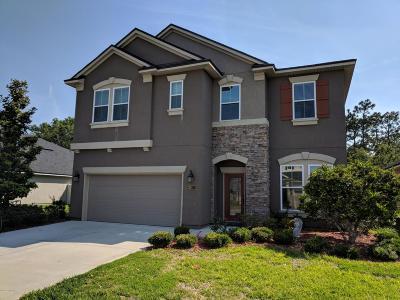 Jacksonville Single Family Home For Sale: 3912 Burnt Pine Dr