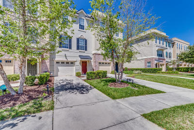 Townhouse For Sale: 4454 Congressional Dr