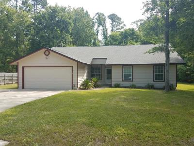 Middleburg Single Family Home For Sale: 1686 Sandy Hollow Loop