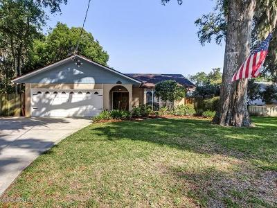 Single Family Home For Sale: 4266 Longfellow St