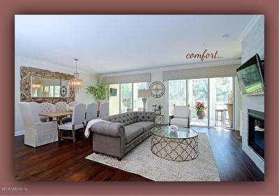 St Augustine, St Augustine Beach Condo For Sale: 325 N Shore Cir #913