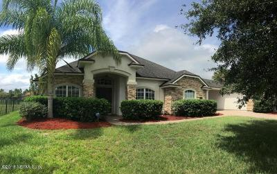 St. Johns County Single Family Home For Sale: 1704 N Cappero Dr