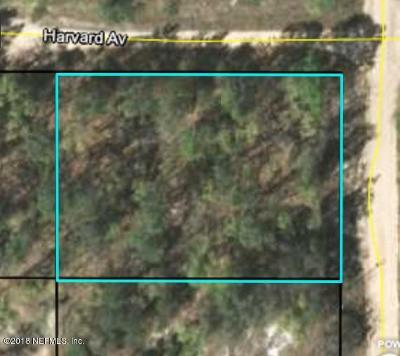 Residential Lots & Land For Sale: 6153 Harvard Ave