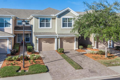 Duval County Condo For Sale: 11916 Surfbird Cir