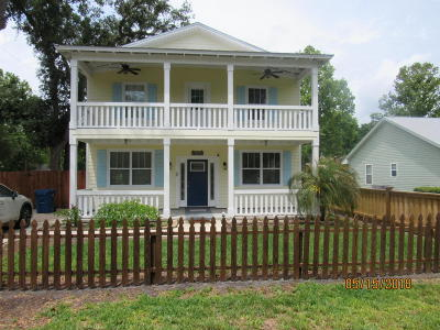 Single Family Home For Sale: 2010 Andreu Rd