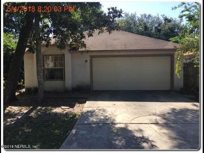 Atlantic Beach Single Family Home For Sale: 1060 Camelia St