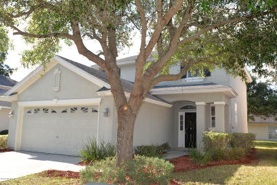 Single Family Home For Sale: 3681 Silver Bluff Blvd