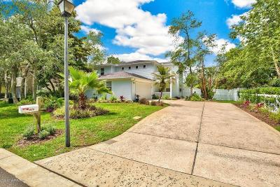 Atlantic Beach, Neptune Beach, Jacksonville Beach, Ponte Vedra Beach, Fernandina Beach Single Family Home For Sale: 3078 Merrill Blvd
