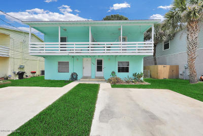 St Augustine Multi Family Home For Sale: 108 E St