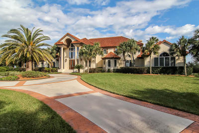 Atlantic Beach, Fernandina Beach, Jacksonville Beach, Neptune Beach, Ponte Vedra Beach Single Family Home For Sale: 96190 Marsh Lakes Dr